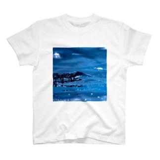 うぉーたー T-shirts