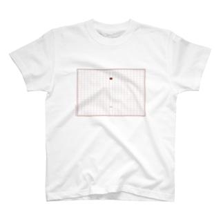 cooLunaの原稿用紙 T-shirts