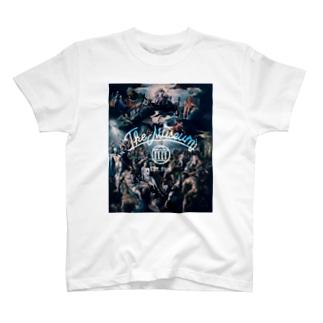 Last Judgement _ Light color T-shirts