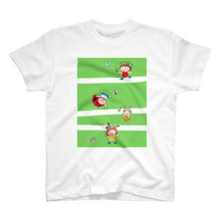 のはらのなかま T-shirts
