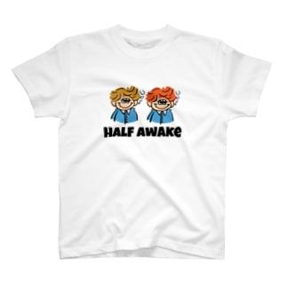 Sleeping twins Chad & Teddy T-shirts