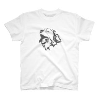 コーイケルホンディエアート T-shirts