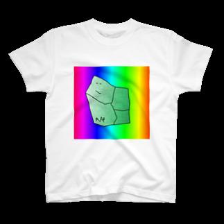 水草のMAPたん2 T-shirts
