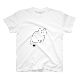 抹茶オレのおすわりこんせんと T-shirts