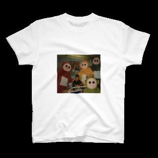 マッスルなつにゃあのふぁんしー T-shirts