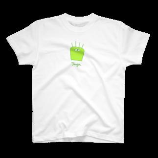 jagarinxxxのじゃが T-shirts