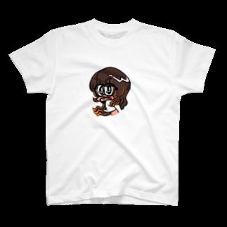 #なかむらしんたろうを拡張する展示のナカマル T-shirts