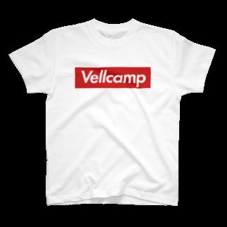 △VELLCAMPのvellreme T-shirts