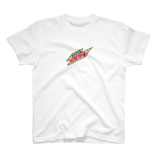 MOLBOYのMTN DEW T-shirts