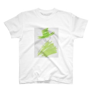 風に T-shirts