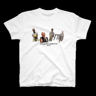 彩香 落合のあさ T-shirts