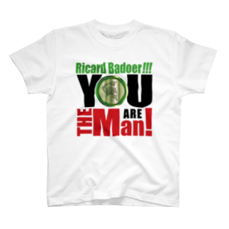 MacciのYou are the man! T-shirts