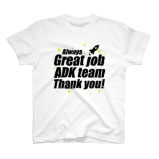 Great ADK team! T-shirts