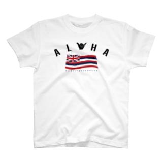 Aloha Flag T-shirts