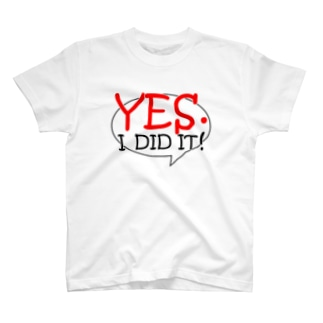 Yes. I did it !  T-shirts
