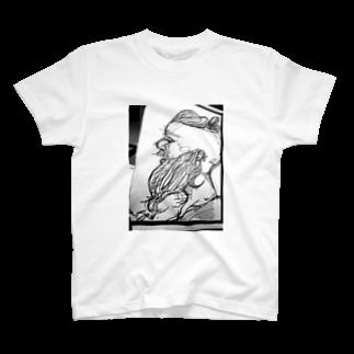 ほりをの髭男 T-shirts