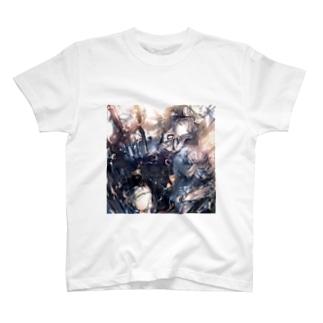 R6S98964332のこれぞ神 T-shirts