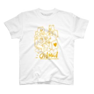KAZUHIROSHOPのOLD MAID T-shirts