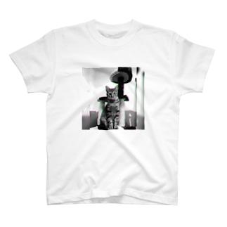 にゃーしゃ T-shirts