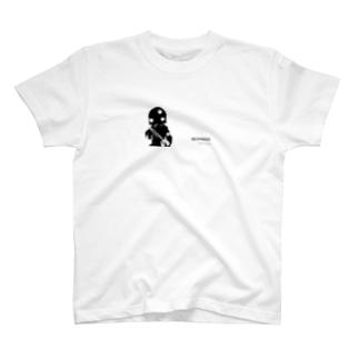 人造人間イレシンダー(英字ロゴ版) T-shirts