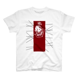 オイランフダ T-shirts