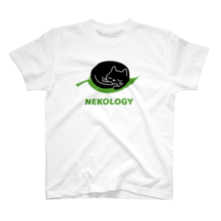 gemgemshopのネコロジー T-shirts