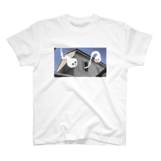 kwgchの窓から T-shirts