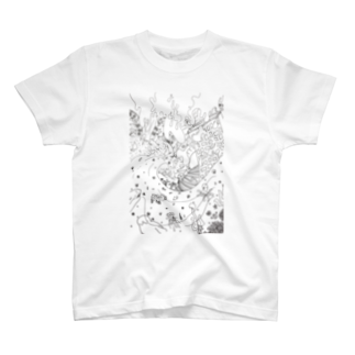 TiffaのEarth T-shirts