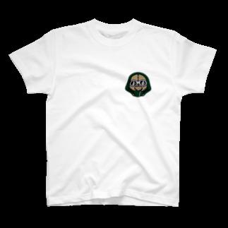 采-aya-のとりモドキ T-shirts