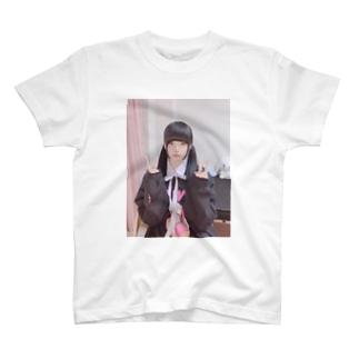 ♡の ひめのちゃんTシャツ T-shirts