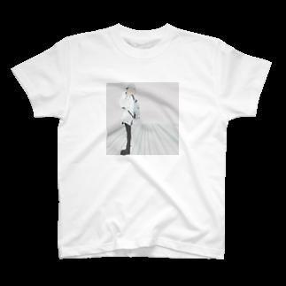 homareのバッグgirl T-shirts