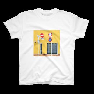 YadoribaのA T-shirts