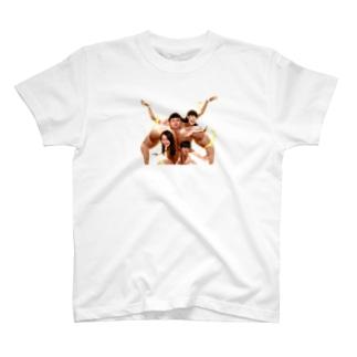 モンスター家族 T-shirts