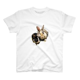 ベスと爽くん T-shirts