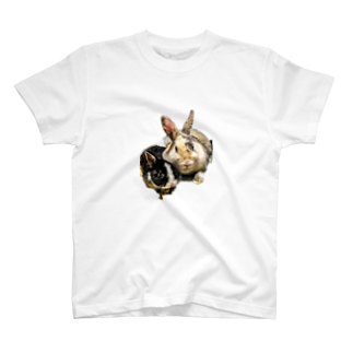 団長のベスと爽くん T-shirts