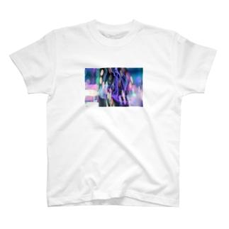 rina*のくらげんそう T-shirts