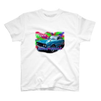 Bellett 1800GT Type2 T-shirts