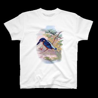 dohshinのカワセミ T-shirts
