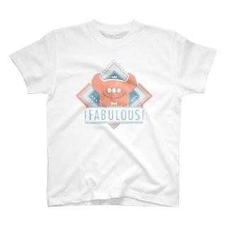 !FABULOUS! v!ntage Tシャツ