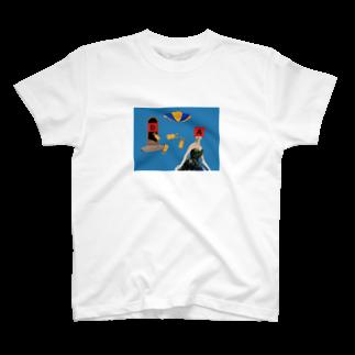 隠れ家的なアレのABC T-shirts