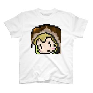 ぎんのぎんさんアイコン T-shirts