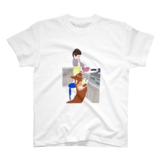 U____ri0711の僕と金太郎 T-shirts
