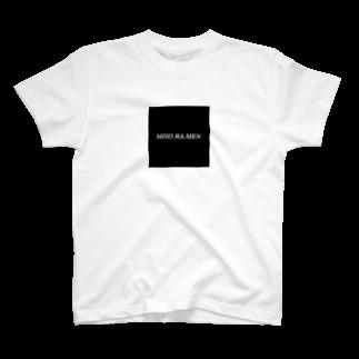 siina559のMISO RA-MEN T-shirts
