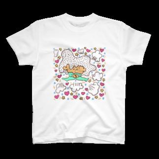 shimao mahoのtest T-shirts