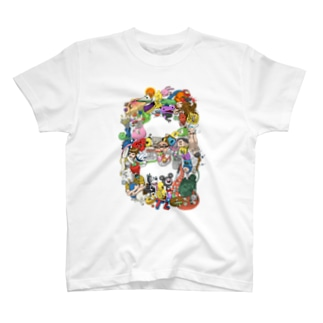 88の毎日が記念日カラーVer. T-shirts
