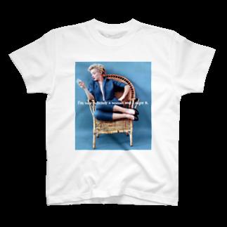 mimitonのマリリン・モンロー T-shirts