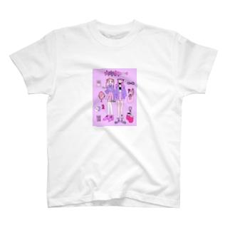 CHANMOMOのこんな制服あったらいいな6 T-shirts