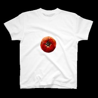 アズᵕ̈*の店のトメィトゥ-ちゃん T-shirts