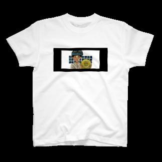 higuのせんとくん T-shirts
