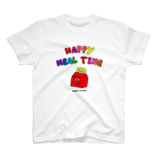 RAINBOW LOLLIPOPのHAPPY MEAL TIME T-shirts